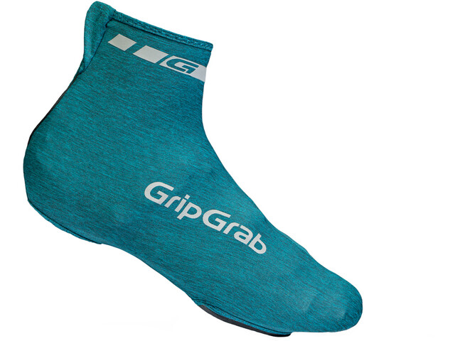 GripGrab RaceAero Shoes Covers Dame green